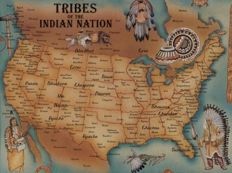 North American Native Tribes