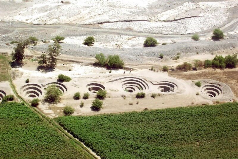 nazca irrigation
